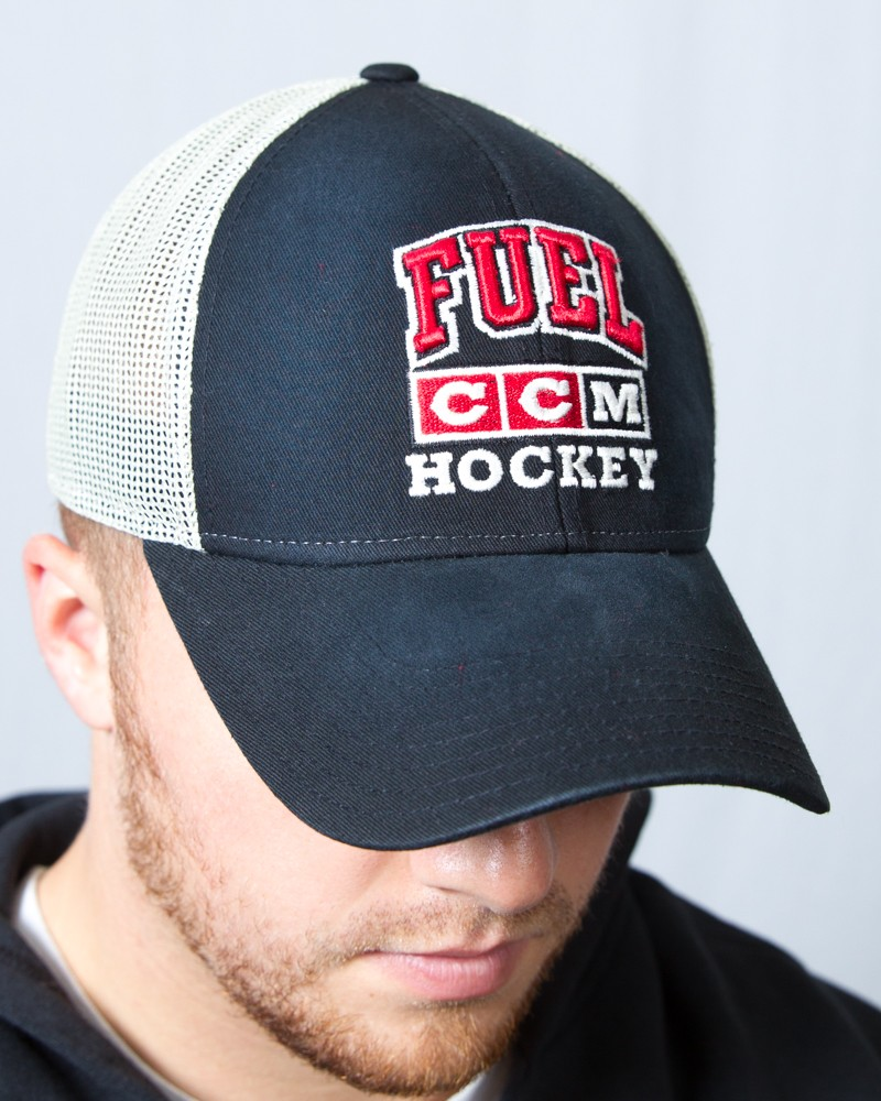 O/S CCM Structured Meshback Hat
