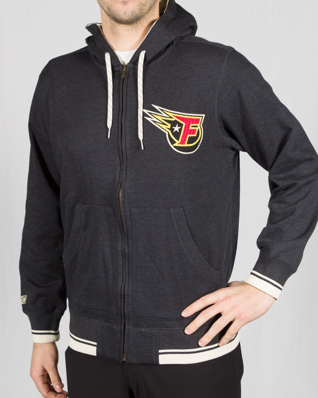 Fashion Fleece Full Zip