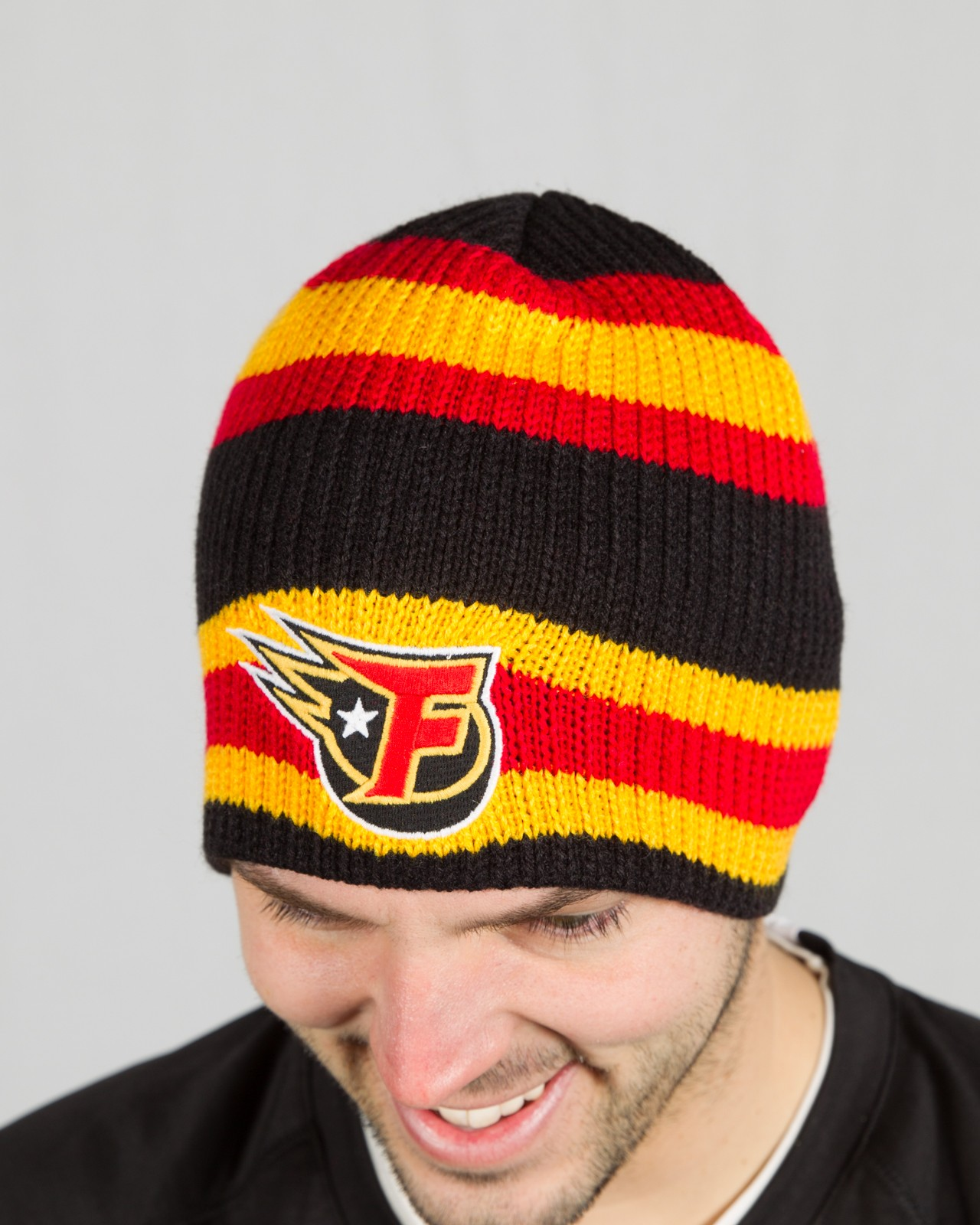 Vintage Multi-Color Beanie