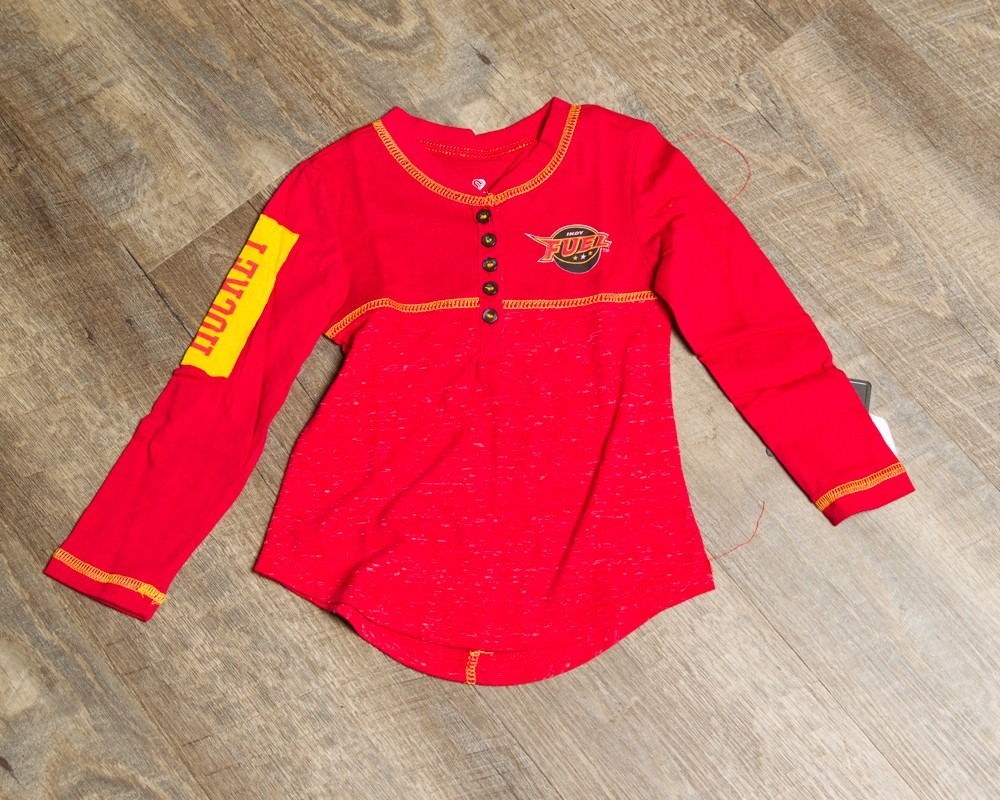 Toddler Girl's Wishing Well L/S Tee