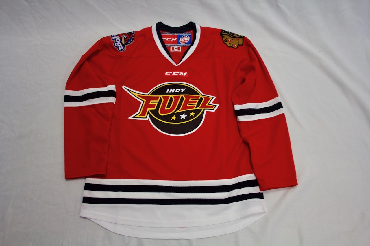 Youth Red Affiliate Jersey