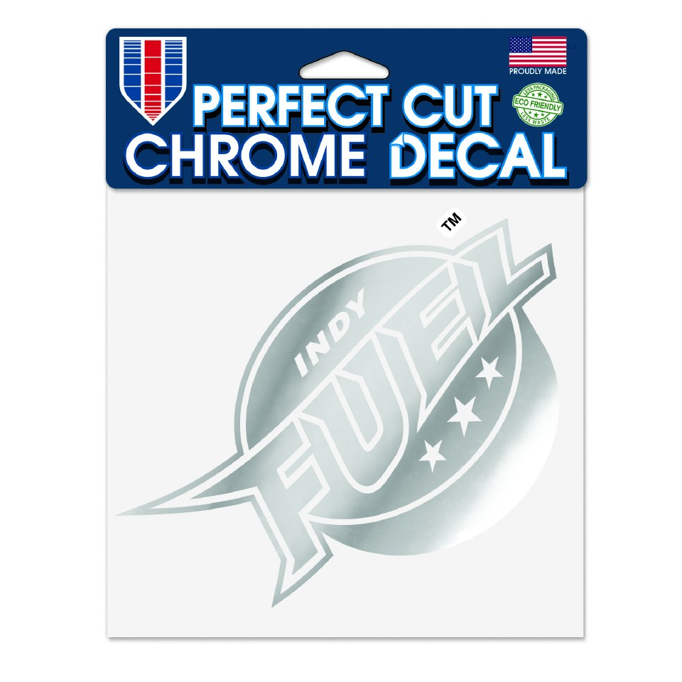 Chrome Decal
