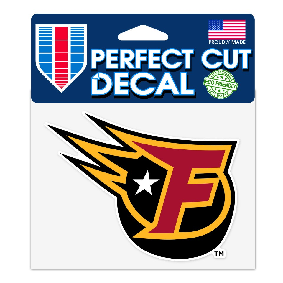 F Logo Decal
