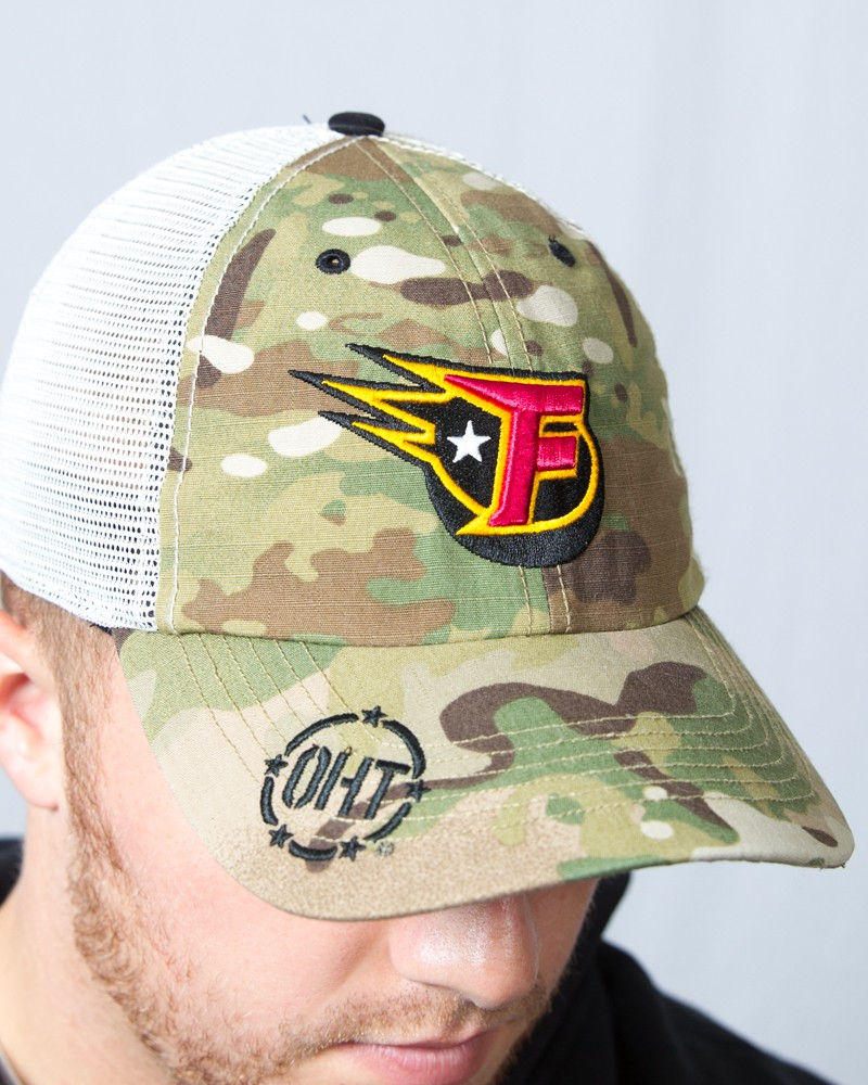 OHT Summer Solider Closer Mesh Hat