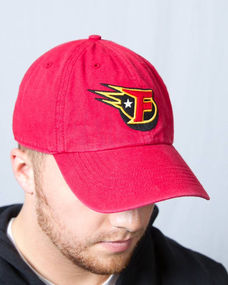 Red Harborview Clean Up Hat