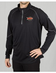 Black Prevail 1/4 Zip