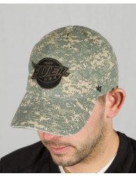 OHT Camo Clean Up Adj. Cap