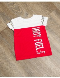 Toddler Girl's Cricket S/S Tee