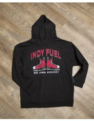 """We Own Hockey"" Pullover Hood"