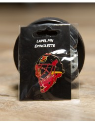 Fuel Goalie Mask Pin