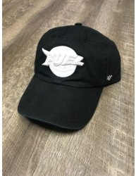 Black Clean Up Cap