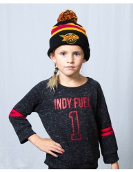 Toddler Party Vibe Raglan